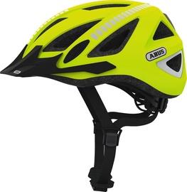 Шлем Abus Urban-I 2.0 Signal, желтый, M, 520 - 580 мм
