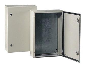 Paskirstymo skydas Tibox (ST5 725, 700x500x250 mm, IP66, metalinis)