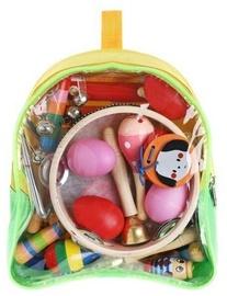Komplekts Musical Instruments In Backpack