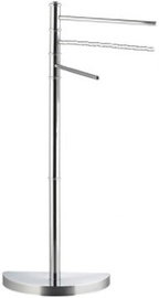Axentia Lianos Floor Towel Holder with Three Rotational Slats