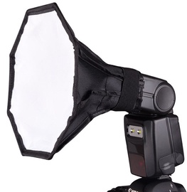 Fotocom Medium Camera Flash Octave Box 20cm