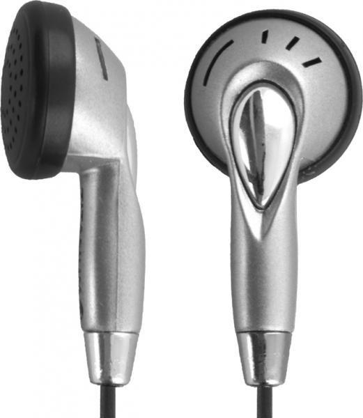 Ausinės Esperanza Titanum TH101 Black/Silver