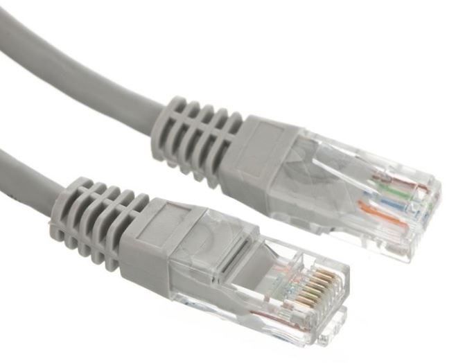 Провод A-Lan Patch Cable UTP CAT6 10m Grey
