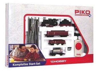 Piko Hobby Steam Starter Train Set 57160