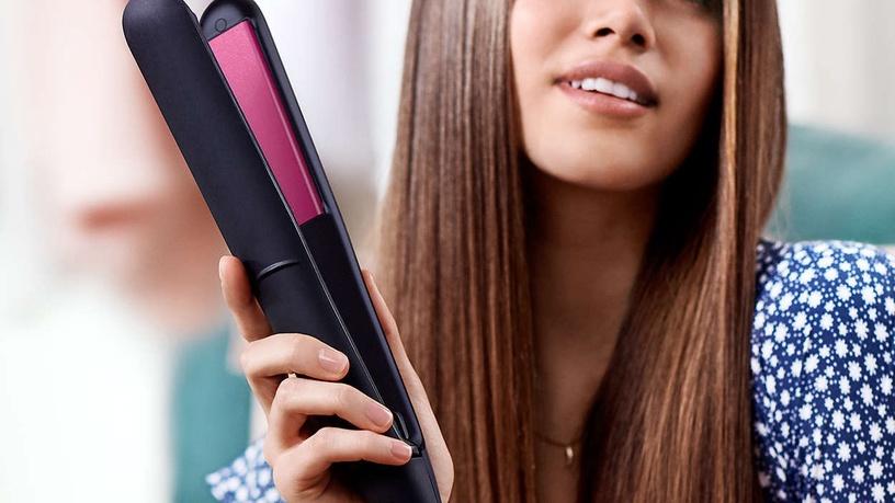 Plaukų tiesintuvas Philips StraightCare Essential ThermoProtect BHS375/00