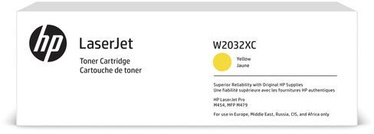 HP Toner Cartridge W2032X 415X Yellow