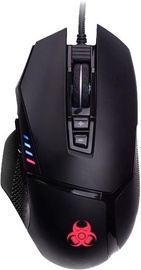 Tracer GameZone Torn Optical RGB Gaming Mouse Black