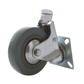 Vagner SDH Furniture Wheel 34100B Grey