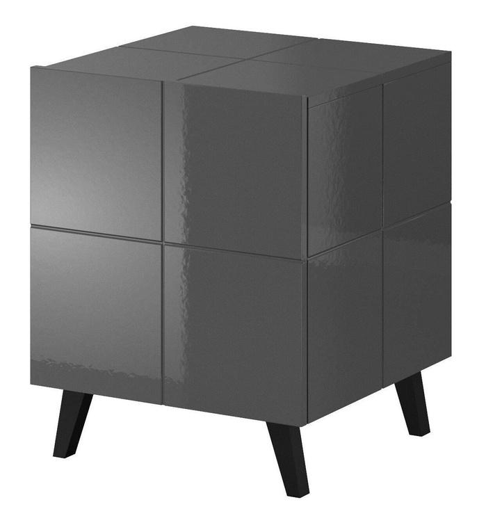 Naktinis staliukas Cama Meble Reja, 46x45x57.5 cm