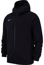Nike JR Sweatshirt Team Club 19 Full-Zip Fleece AJ1458 010 Black XL