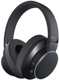 Игровые наушники Creative Labs SXFI Air Leather Headset, черный
