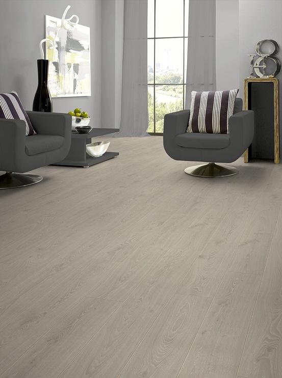 Laminuotos medienos plaušų grindys Kronotex Amazone, 1380 x 157 x 10 mm