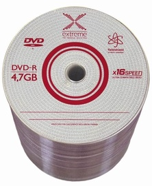 Extreme DVD-R RW 4.7GB 16x 100pcs