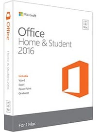 Microsoft Office Home & Student For Mac 2016 RUS