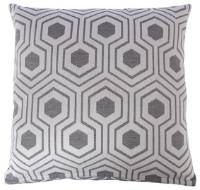 Home4you Holly Outdoor Pillow 45x45cm Light Grey Pattern