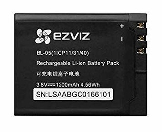 Ezviz S5 Plus 1200mAh Battery