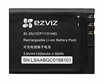 Ezviz S5 Plus 1200mAh Battery
