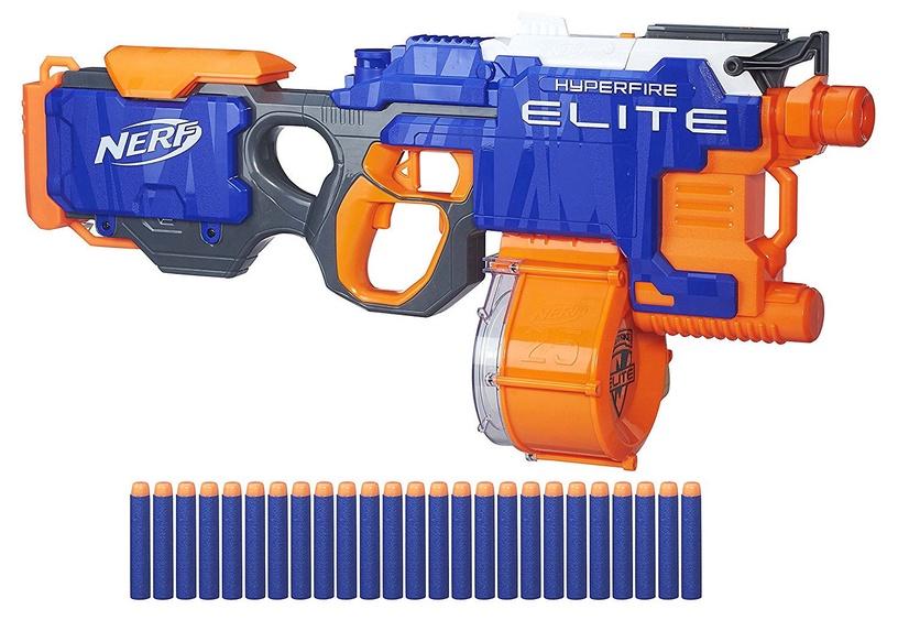 Hasbro Nerf N-Strike Elite HyperFire Blaster B5573