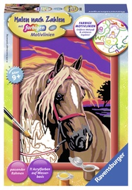 Ravensburger Painting By Numbers Horse 280285
