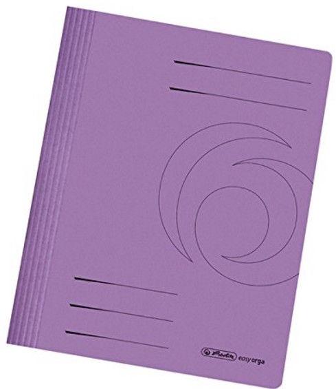 Herlitz Flat File 11036944 Violet