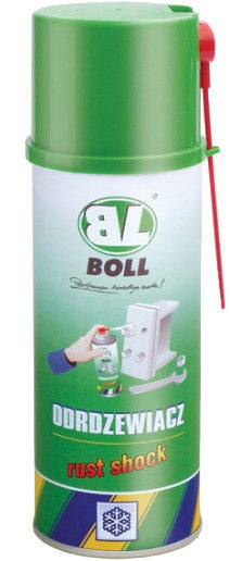 BOLL Rust Remover Rust Shock Spray 400ml