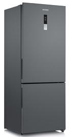 Severin KGK 8956 Refrigerator Dark Inox