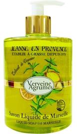 Jeanne en Provence Verveine Agrumes Liquid Soap 500ml