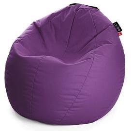 Кресло-мешок Qubo Comfort 80, фиолетовый, 150 л