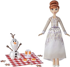 Кукла Hasbro Disney Frozen II Anna & Olafs Autumn Picnic