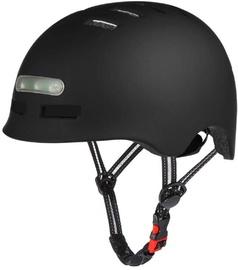 Beaster Scooter Helmet Black 58-61cm BS52BL