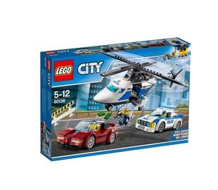 Konstruktorius LEGO City, Pašėlusios gaudynės 60138