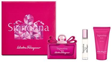 Набор для женщин Salvatore Ferragamo Signorina Ribelle 3pcs Set EDP