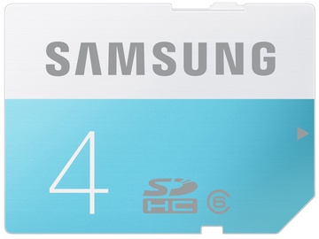 Samsung 4GB SDHC STD Class 6