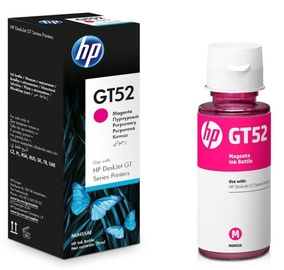 HP GT52XL Ink Bottle Magenta