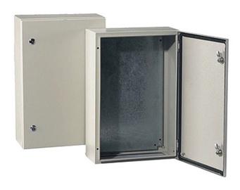 Paskirstymo skydas Tibox (ST6 630, 600x600x300 mm, IP66, metalinis)