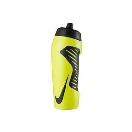 Бутылка для воды Nike Hyperfuel, черный/желтый, 0.7 л