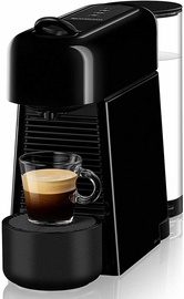 Nespresso Coffee Machine Essenza Plus D45 EN200.B Black