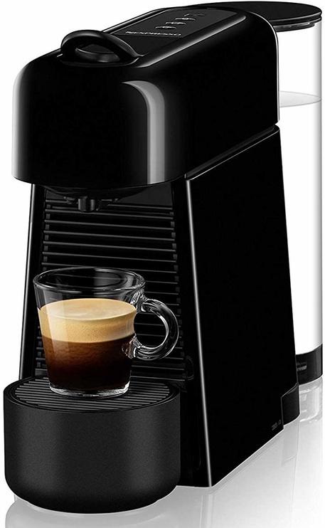 Nespresso Coffee Machine Essenza Plus D45 EN200.B Black