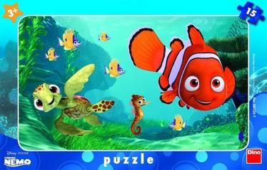 Puzle Dino 15 Finding Nemo, 15 gab.
