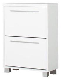 Bodzio Shoe Cabinet Panama PA60 White