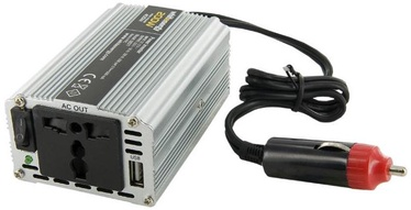 Whitenergy Power Inverter 12V DC To 230V AC USB 200W
