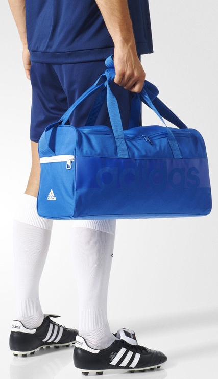 Adidas Tiro Linear Teambag S Blue BS4757