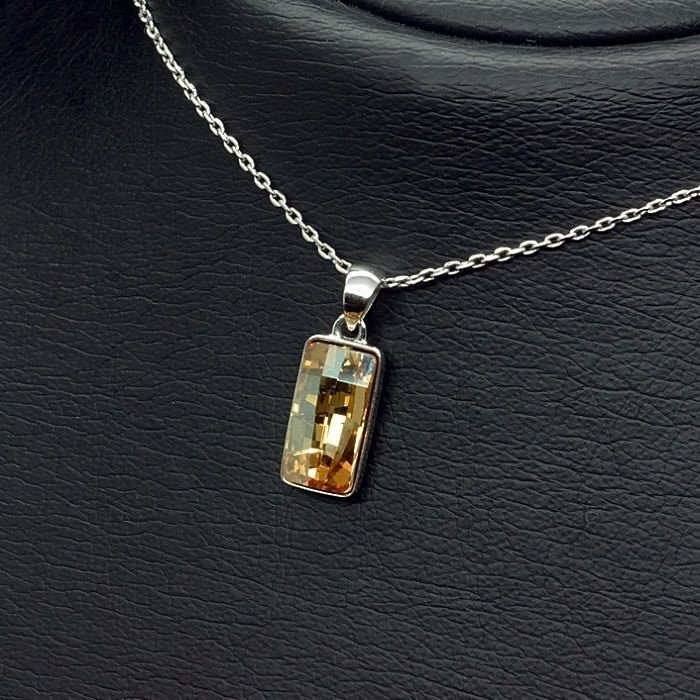 Diamond Sky Pendant Vladlen With Swarovski Crystals