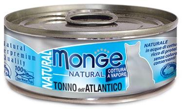 Monge Natural Atlantic Tuna 80g