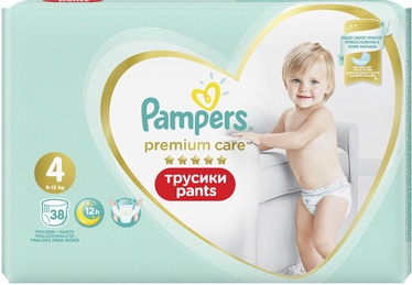 Pampers Pants Premium Care S4 38