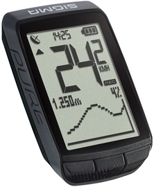 Sigma Pure GPS Black