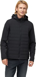 Audimas Mens Jacket w/Thermore Thermal Insultation Black XXXL