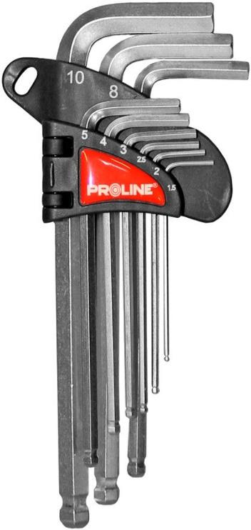 Proline 48329 HEX Key Set 9pcs