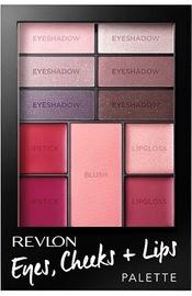 Kosmeetikakomplekt Revlon Eyes + Cheeks + Lips