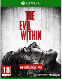 Игра Xbox One The Evil Within Limited Edition Xbox One